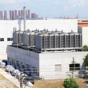 Cooling Tower Building
