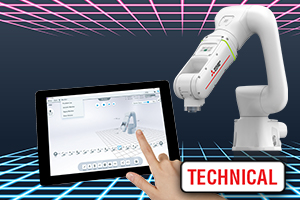 On-Demand Webcast: Programming a Cobot in a 3D Virtual Space