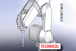 On-Demand Webcast: Robot Insertion and Program Execution in SolidWorks-Compatible Software
