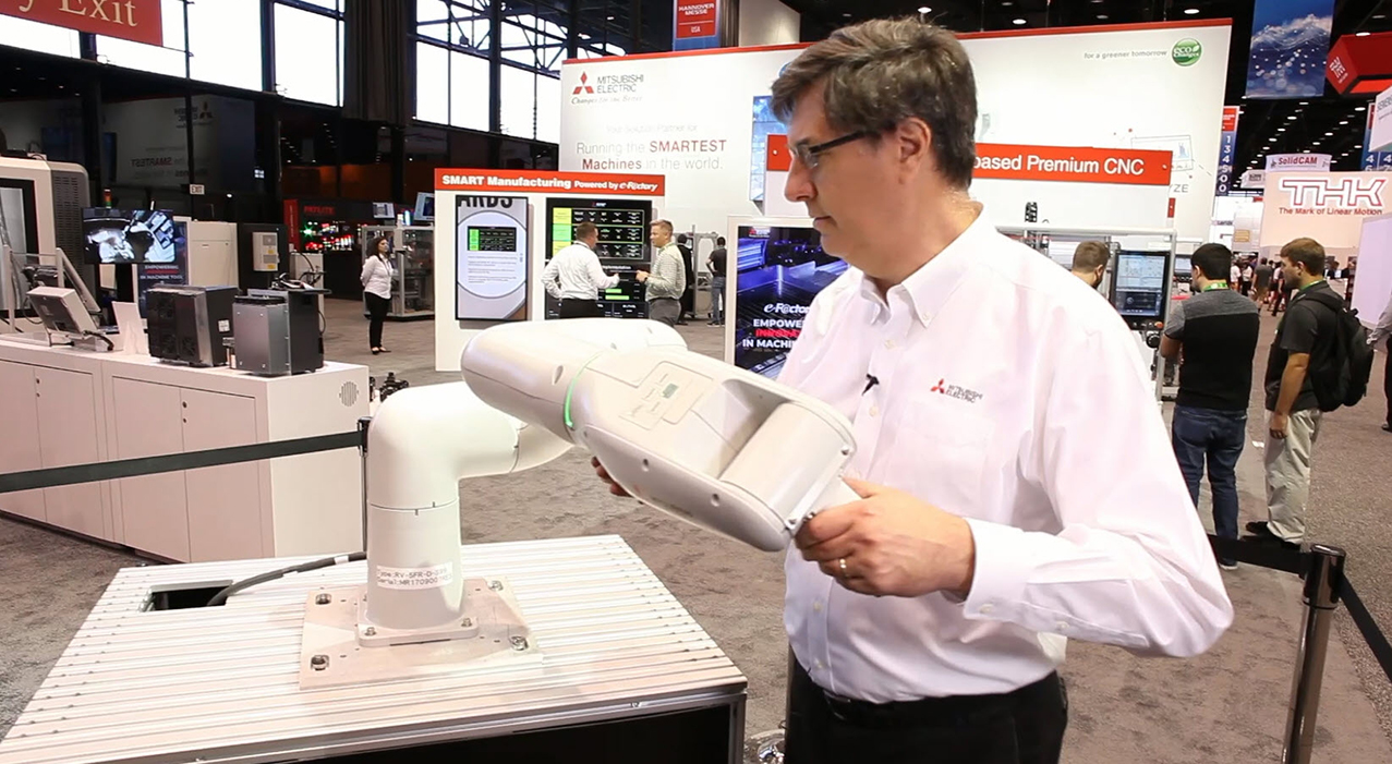 Robotics Automation Solutions | Mitsubishi Electric Americas