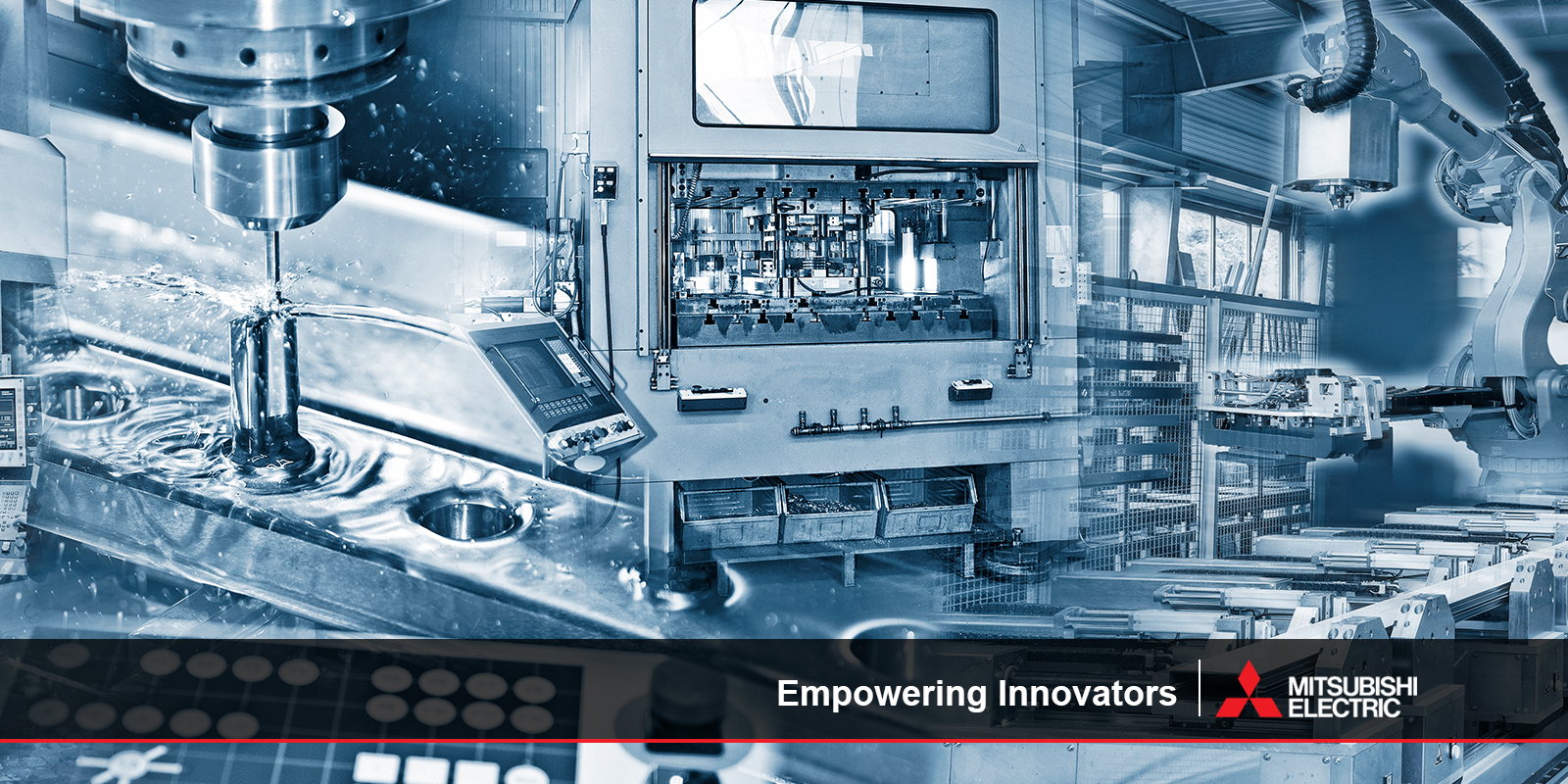 Industry Automation Solutions | Mitsubishi Electric Americas