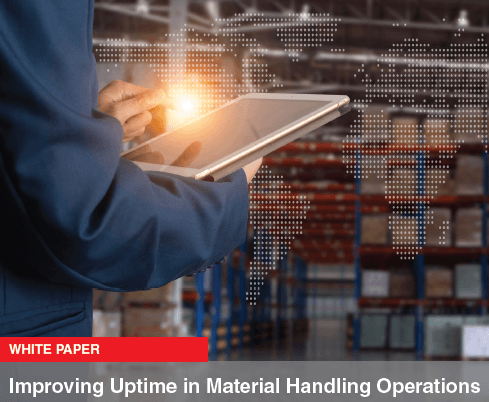 Predictive Maintenance for Material Handling